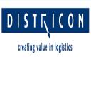 Districon logo icon