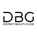 District Beauty Guide logo icon