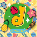 Distroller logo icon