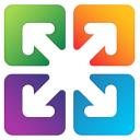 Distroscale logo icon