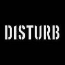 Disturb logo icon