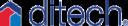 Ditech logo icon