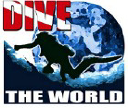Dive The World logo icon