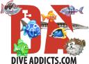 Dive Addicts logo icon