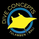 Dive Center logo icon