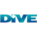 Dive Magazine logo icon