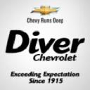 Diver Chevrolet Company Logo