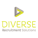 Diverse Recruitment logo icon