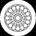 Divine Living logo icon