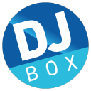 Dj Box logo icon