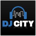 Dj City logo icon