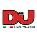 Dj Mag Italia logo icon