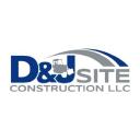 D & J Site Construction LLC Logo
