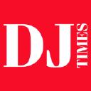 Dj Times logo icon