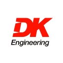 Dk Engineering logo icon