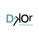 Dkor Interiors logo icon