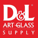 D&L Art Glass Supply® logo icon