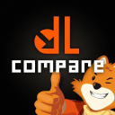 Dl Compare logo icon