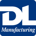Dl Manufacturing logo icon