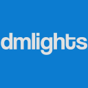 Dm Lights logo icon