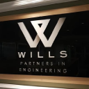 D.M. Wills Associates logo