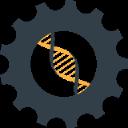 Dn Alytics logo icon
