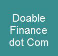 Doable Finance Dot Com logo icon