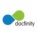 Docfinity logo icon