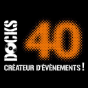Docks 40 logo icon