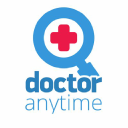 Doctoranytime logo icon