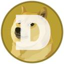 Dogecoin logo icon