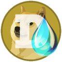 Doge Faucet logo icon