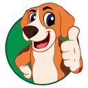 Dog Health Coach logo icon