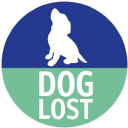Dog Lost logo icon