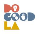Do Good La logo icon