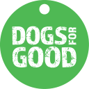 Dogs For Good logo icon