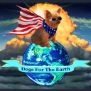 Dogs For The Earth logo icon