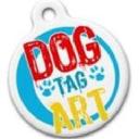 Dog Tag Art logo icon