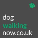 Dog Walking Now logo icon
