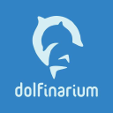 Dolfinarium logo icon
