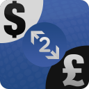 Dollars2 Pounds logo icon
