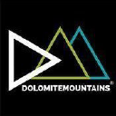 Dolomite Mountains logo icon