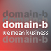 Domain logo icon