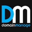 Domain Manage logo icon
