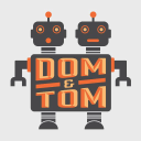 Dom & Tom logo icon