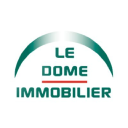 Le Dome Immobilier logo icon