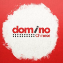 Domino Chinese logo icon