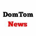 Dom Tom News logo icon