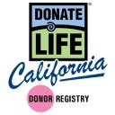 Donate Life California logo icon