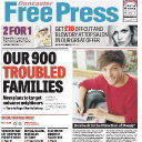 Doncaster Free Press logo icon